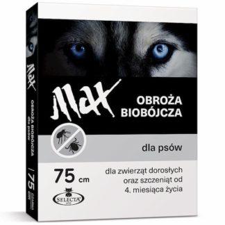 MAX Obroża Biobójcza dla Psów