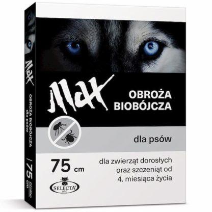 obroża przeciw kleszczom MAX