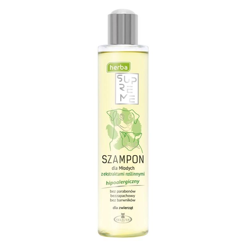 szampon dla szczeniąt