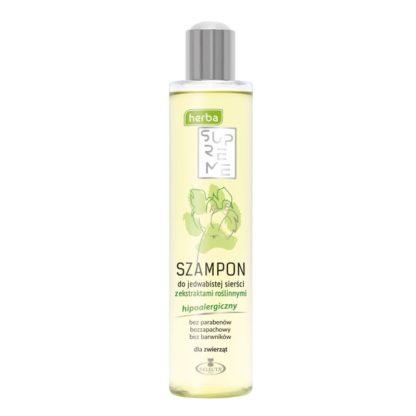 szampon do jedwabistej sierści