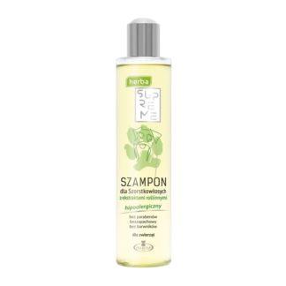 szampon dla psów szorstkowłosych