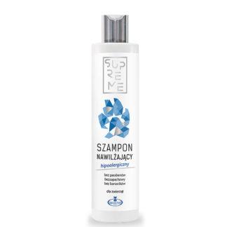 szampon nawilżający dla psów supreme