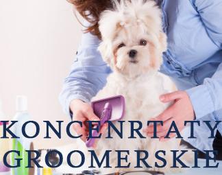 Koncentraty Groomerskie