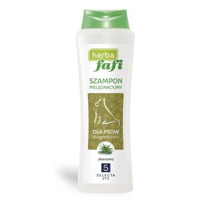 szampon dla psów długowłosych