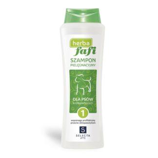 szampon dla psów krótkowłosych herba fafi